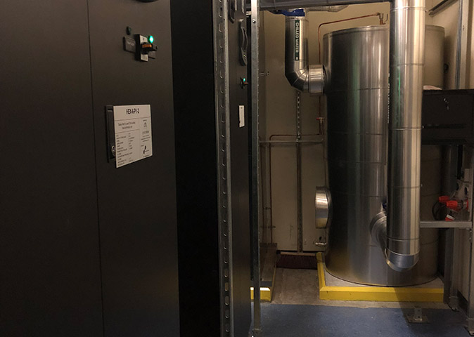 Data Centre Installation