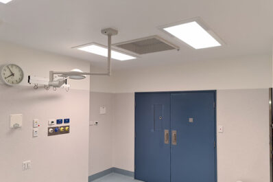 Operating Theatre Installation